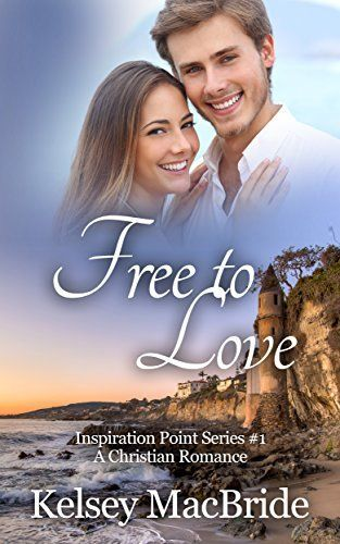 Free to Love: A Christian Romance Novel (Inspiration Point Series Book 1) by Kelsey MacBride, http://www.amazon.com/dp/B00RSID70C/ref=cm_sw_r_pi_dp_W3Y2ub1C6JA5H