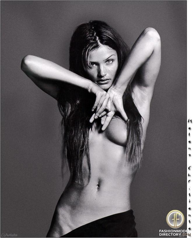 Helena, my body as I WISH it were....