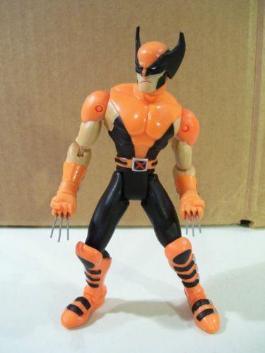 Marveil X Men Evolution Wolverine Action Figure 2001