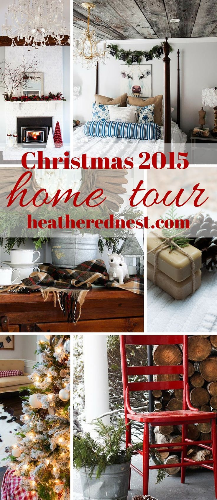 Hometalk diy christmas window decoration - Baby It S Cold Outside Heathered Nest 2015 Holiday Home Tour Part 1