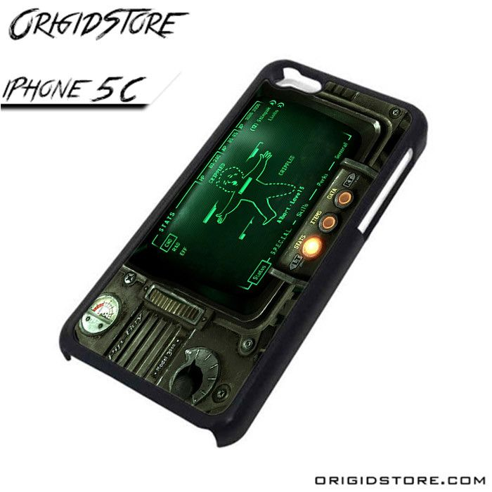 Pip Boy 3000 The Fallout For iPhone Cases Phone Covers Phone Cases iPhone 5C Case iPhone 5C Case Smartphone Case