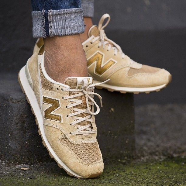 Gold & Silver Python New Balance RC576 | Sneakers