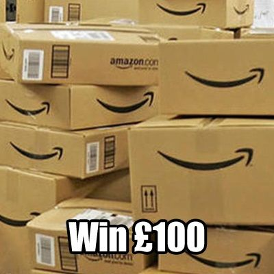 Head on over to our Facebook page to enter our latest competition and grab your chance to win £100 of Amazon Vouchers!! http://woobox.com/tyzeuz