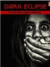 """Dark Eclipse issue 29 featuring my story """"The Undergarment Eater"""""""
