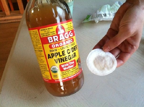 Here is What Happens When You Wash Your Face with Apple Cider Vinegar