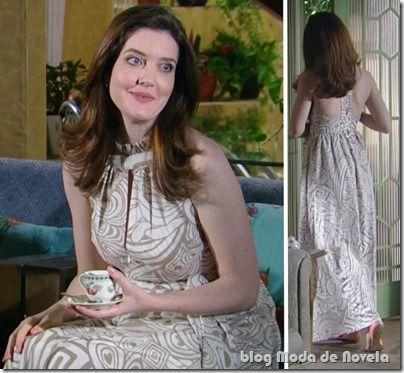 Looks de novembro da Felícia na novela Passione