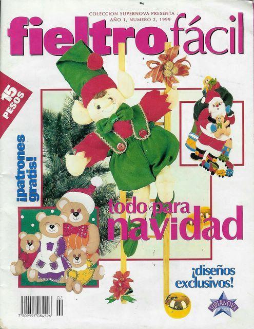 Fieltro Facil 1999 n02 - REVISTAS DIVERSAS - Picasa Web Albümleri