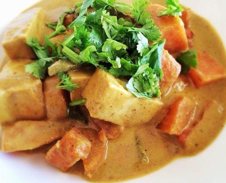 The Ultimate Vegan Massaman Curry