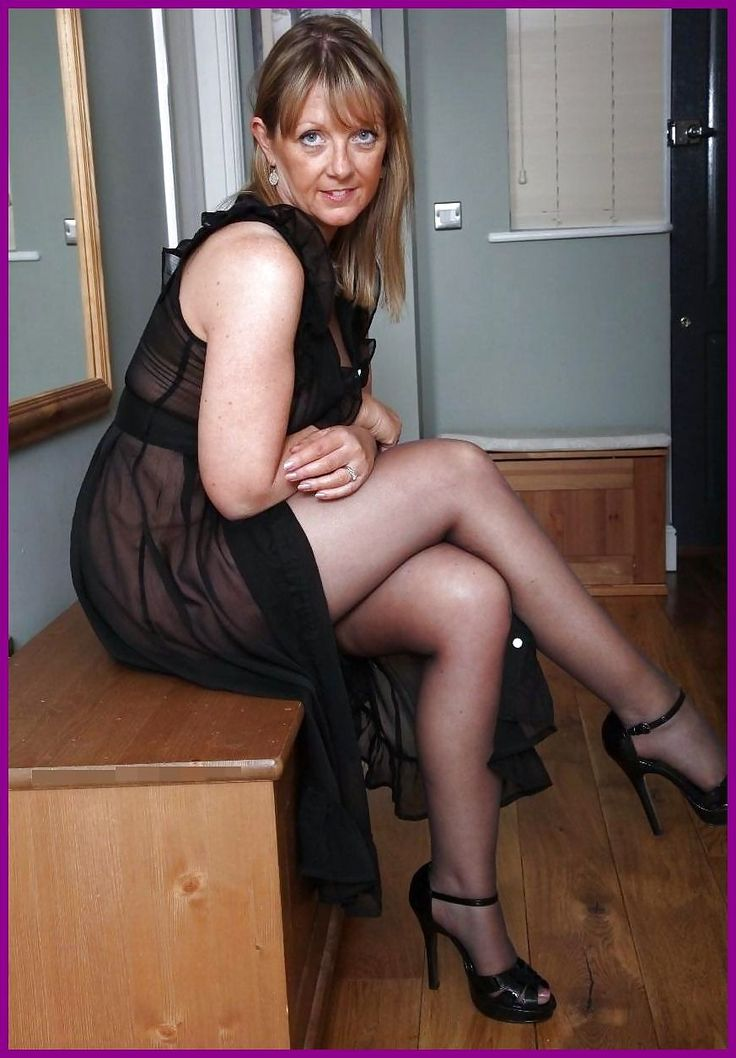 Hot Pantyhose Mom 81