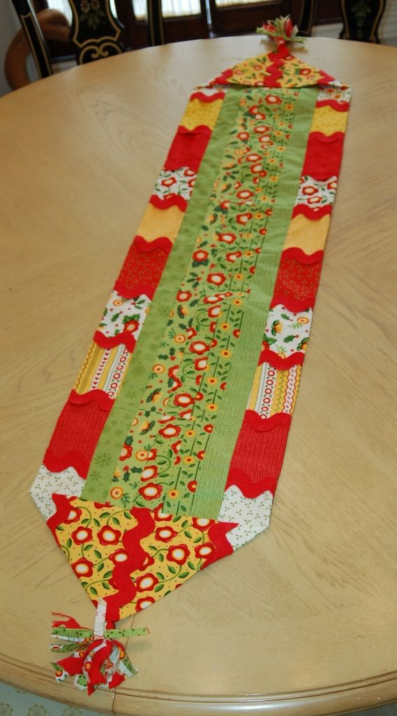 100 best images about 10 minute tablerunners on pinterest for 10 minute table runner pattern