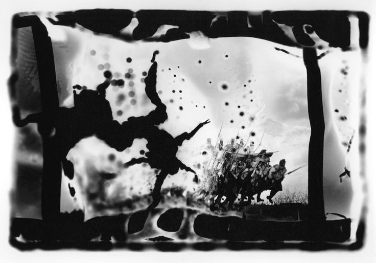 eric dallimore : Photography - Burnt Negatives