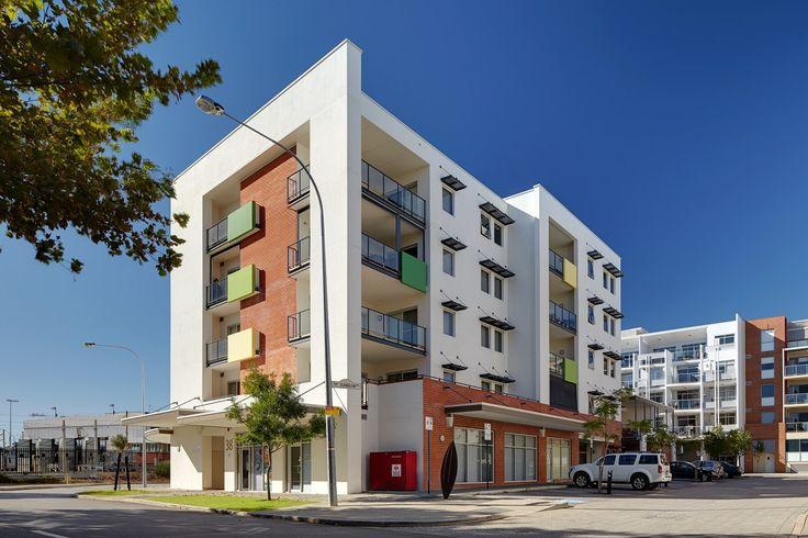 Imago 2 apartment building.