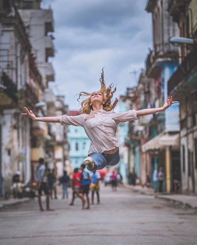 Laura Tosar @lauratosar   #OZR_Dance || #|| #Cuba