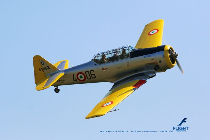 December 2014 - North American T-6 Texan - Fly Party 2013 - Airfield Baschirotto Aeroclub Montagnana (Padua - Italy) - June 30, 2013  Buy Now the Flight 2014 Calendar http://rp9.it/AviationStoreL Contains 12 Amazing Aircraft Photos. The Best Gift for Christmas!