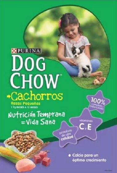 Comida Para Perros Dog Chow. COMIDA PARA PERROS MARCA DOG CHOW   Dog Chow pertenece a la marca Purina, que fue creada en el año de 1894 por el señor William H Danforh, este señor empezó creando alimentos para diferentes animales bajo la marca de Purina Mill. Desde 1962 la marca inicia a hacer investigaciones de diferentes tipos de comidas, de las cuales crearon una variedad de sabores que fueron certificadas. ....  Comida Para Perros Dog Chow. Para ver el artículo completo ingresa a…