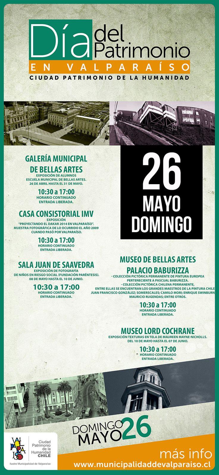 Día del Patrimonio en Valparaíso
