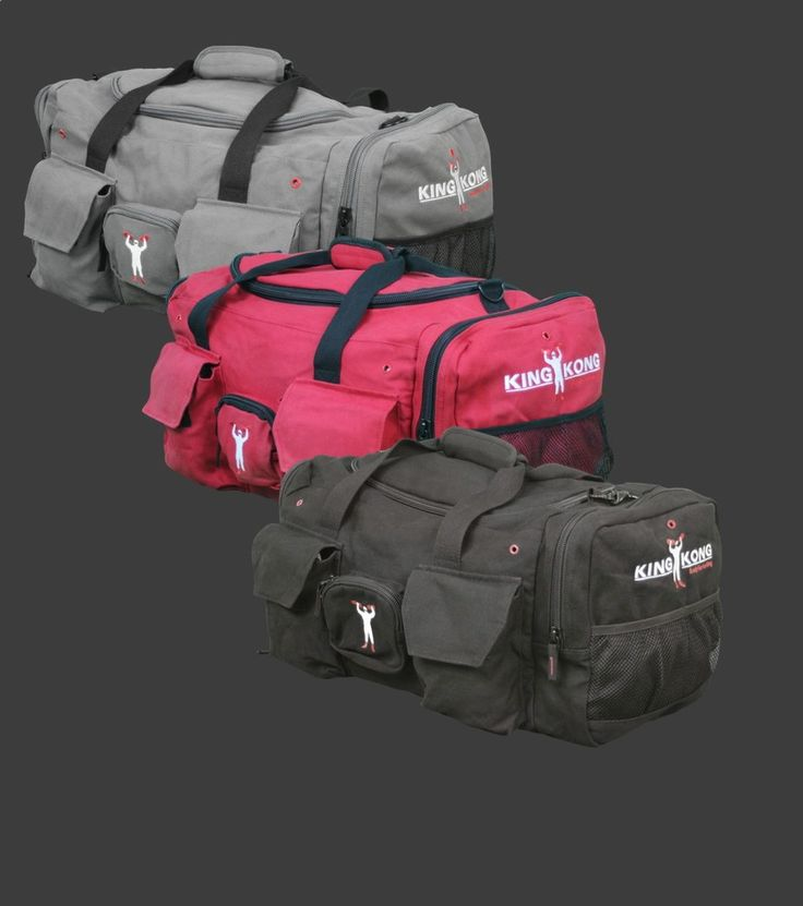This Kingkong Gym Bag Is Best Suited For All Of You Out There Spacious Enough To Hold Gears Plus It Built With Heavy Duty