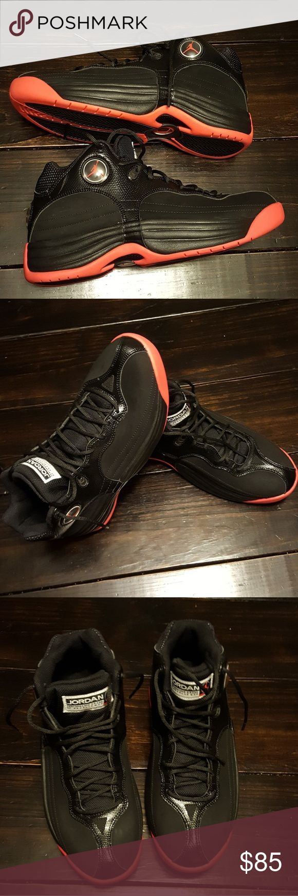 New Jordan Jumpman team 1 new jordan jumpman team 1 infraced 23 black and grey ,see the photos for more details. Jordan Shoes Sneakers
