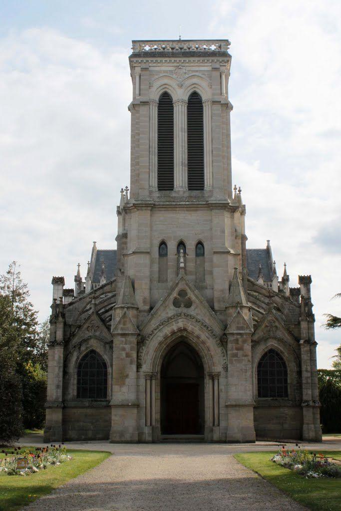 Pontivy / Eglise impériale Saint-Joseph, Bretagne