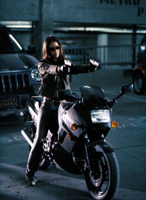Jessica Alba by Dark Angel  action Movie Season 2