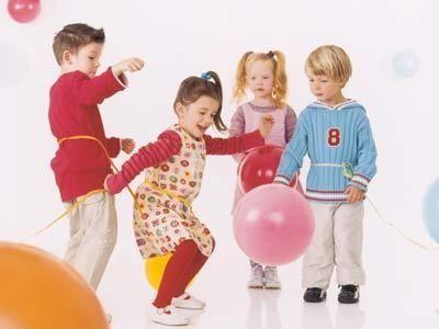 Juegos Con Globos Para Fiestas Infantiles Fiestas Infantiles Y