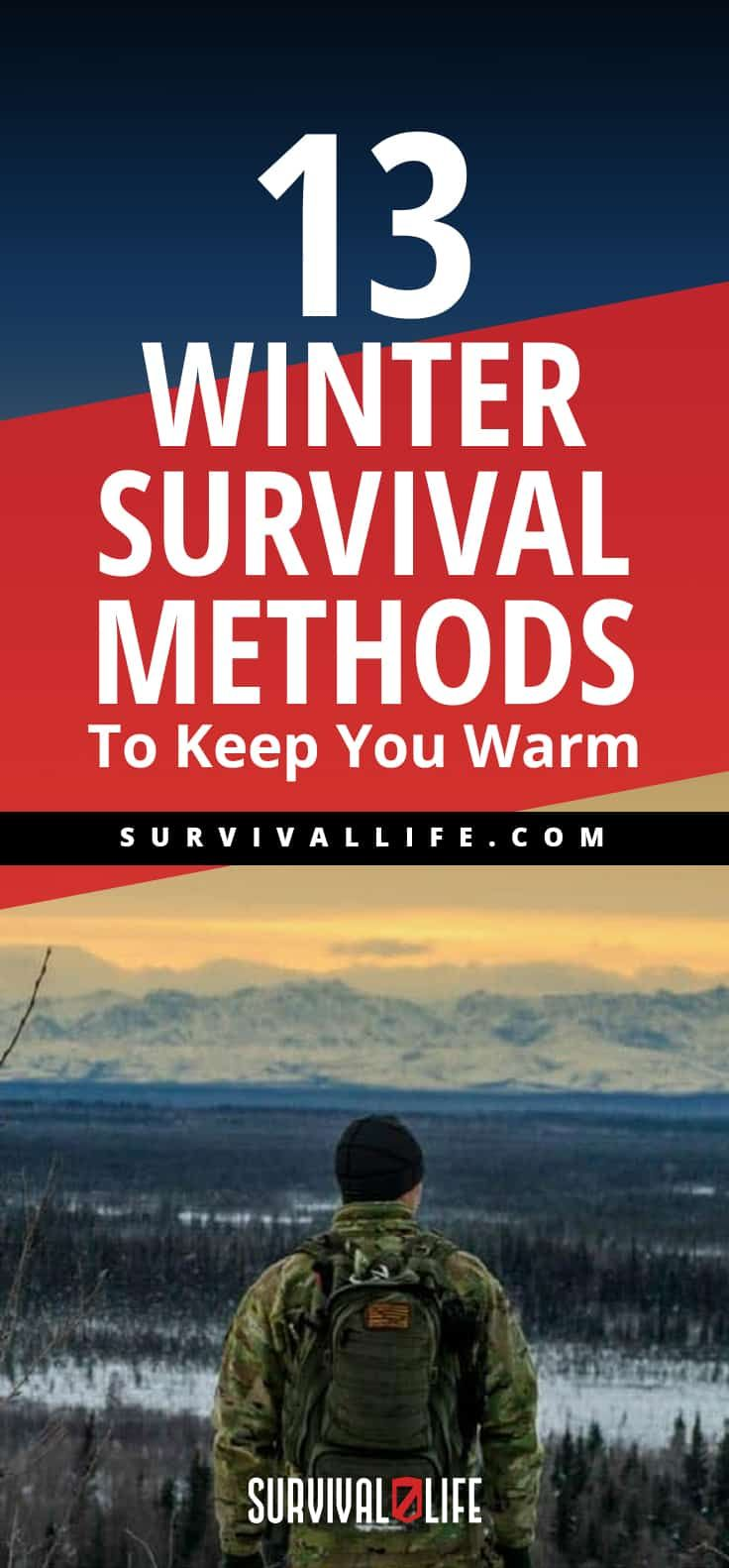 13 Winter Survival Methods To Keep You Warm