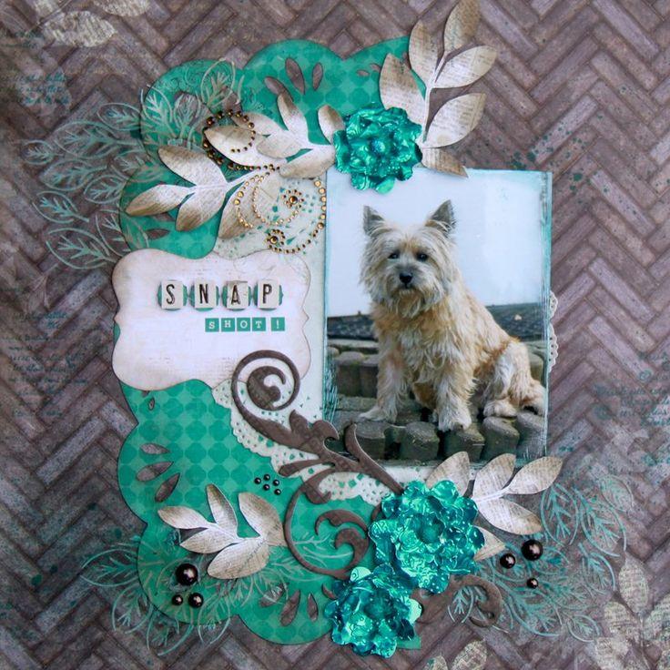 Snap - Scrapbook.com Jolanda Meurs@Bo Bunny