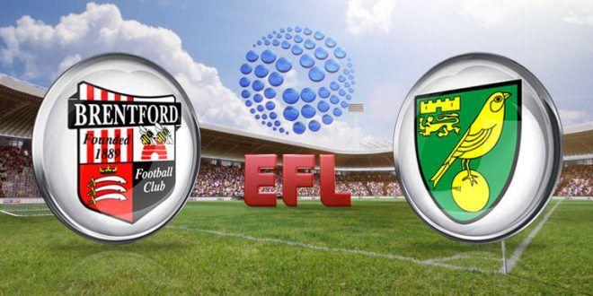 Norwich City vs. Brentford