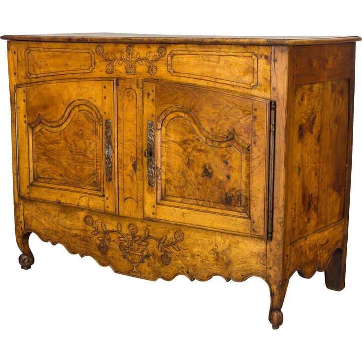 19th Century Louis XV Style Buffet or Sideboard from Olivier Fleury, Inc. at 50% off during the 96 Hour Ruby Red Tag Sale Beginning Friday, Nov. 25th at 8am Pacific on rubylane.com