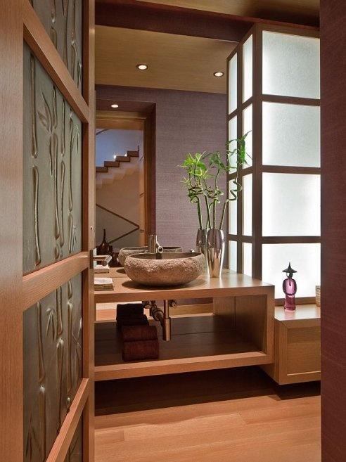 Best Photo Gallery For Website contemporary powder room design Powder Room Decoration Ideas Best Photo Contemporary Powder Room