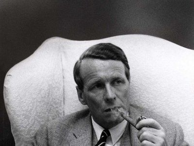 "Advertising Guru David Ogilvy - Known as ""the Father of Advertising"""