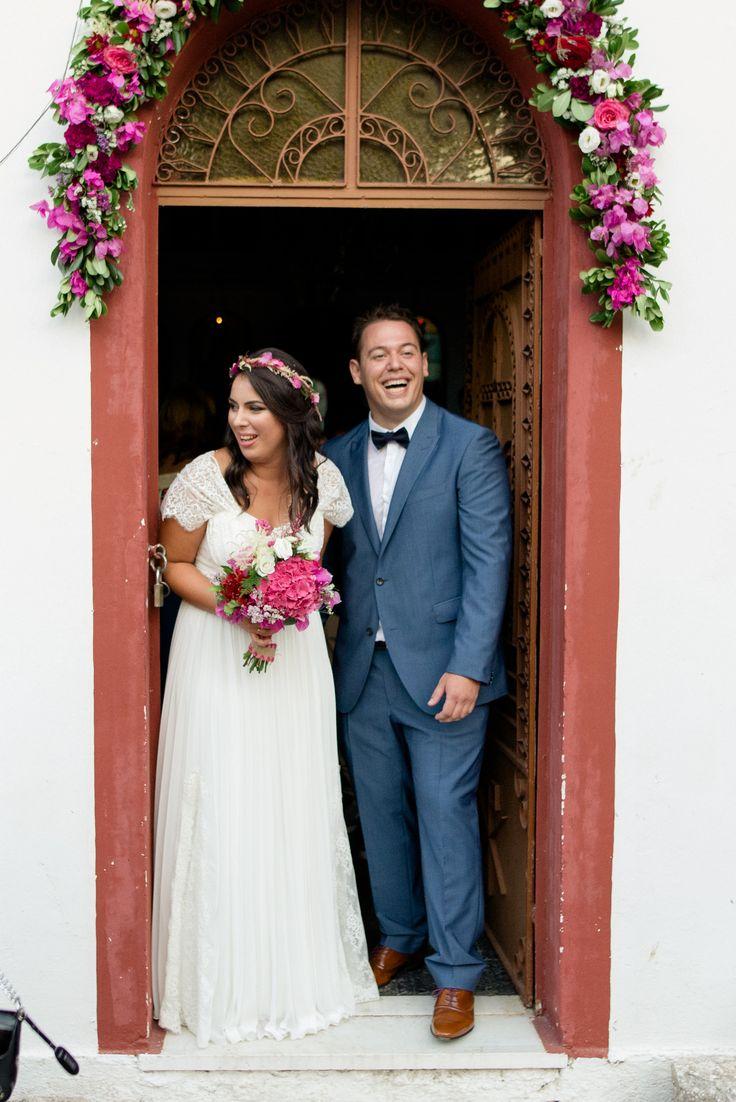 Bougainvillea Wedding | lafete / moments / love / Fuchsia / smiles