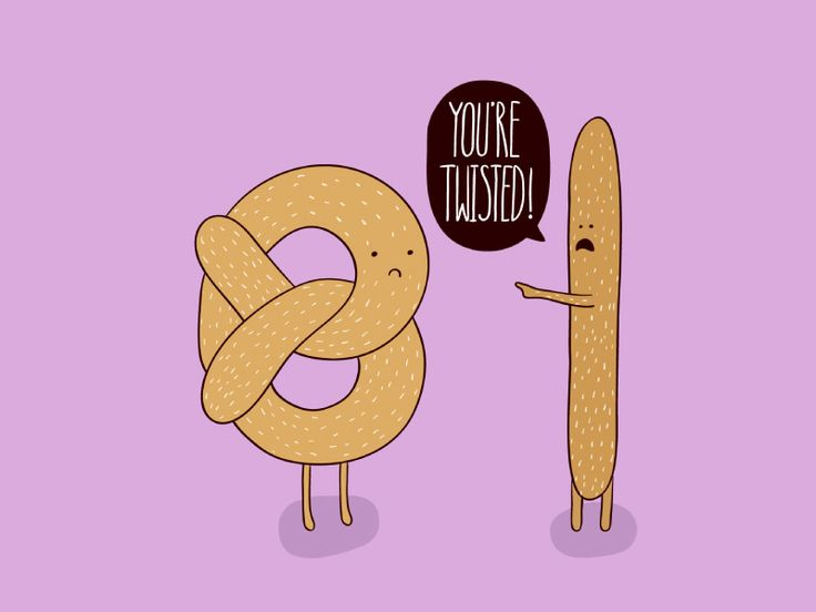Happy National Pretzel Day! April 25