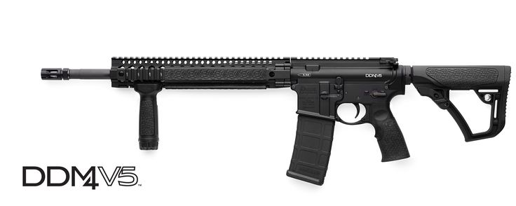 Daniel Defense M4 Carbine, V5™Find our speedloader now!  http://www.amazon.com/shops/raeind