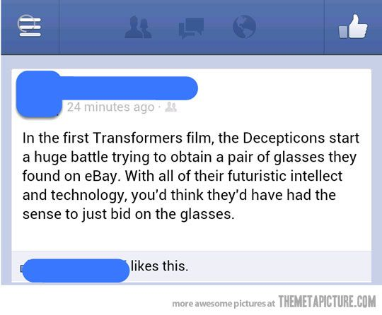 Oh Decepticons, so dumb.