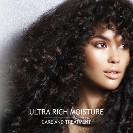 Ultra Rich Moisture from Macadamia www.shampoo.ch
