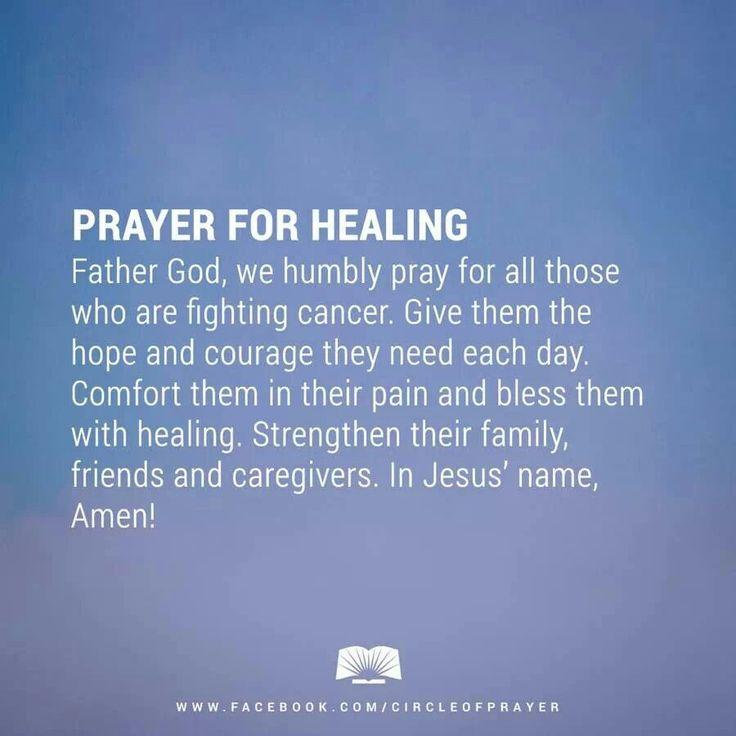 best 25 cancer prayer ideas on pinterest healing prayer