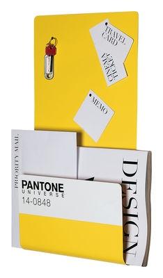 Pantone magazine rack