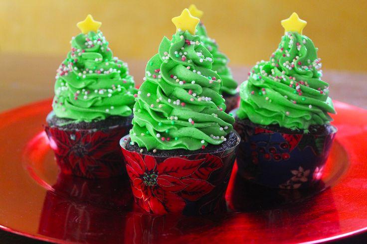 Archicaketure - Cupcake Albero di Natale