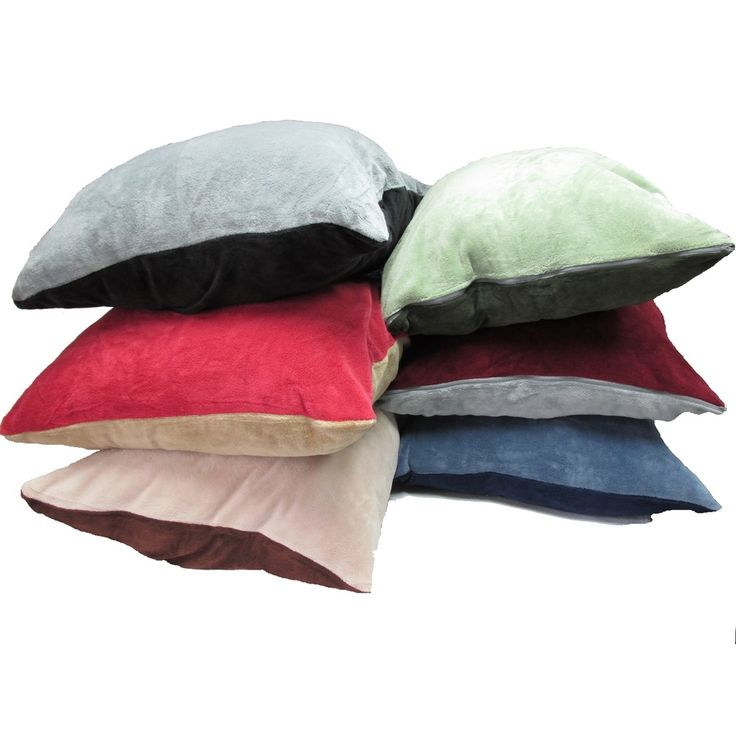 Throw Pillow Deals : Oversized Plush Floor Cushion (28 x 36 inches) - Overstock Shopping - Great Deals on Throw ...