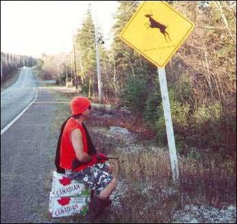 Canadian Humor: Canadian Hunting