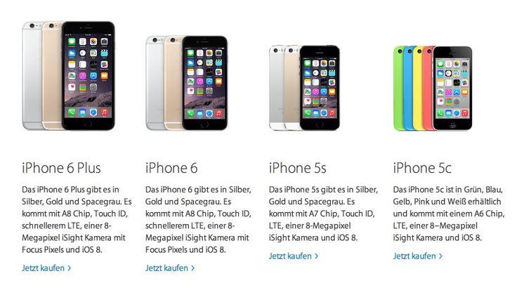 Vergleich iPhone 5s vs. iPhone 6 (Plus) - https://apfeleimer.de/vergleich-iphone-5s-vs-iphone-6-plus-lohnt-der-umstieg - Vergleich und Unterschiede iPhone 6 (Plus) vs. iPhone 5s. Die Frage, ob ein Upgrade des iPhone 5s aus 2013 auf das iPhone 6 (Plus) Sinn macht und ob sich der Kauf eines neuen iPhones lohnt dürfte für viele schwer zu beantworten sein. Denn einerseits ist der Preis eines iPhone 6 (Plus) trotz V...