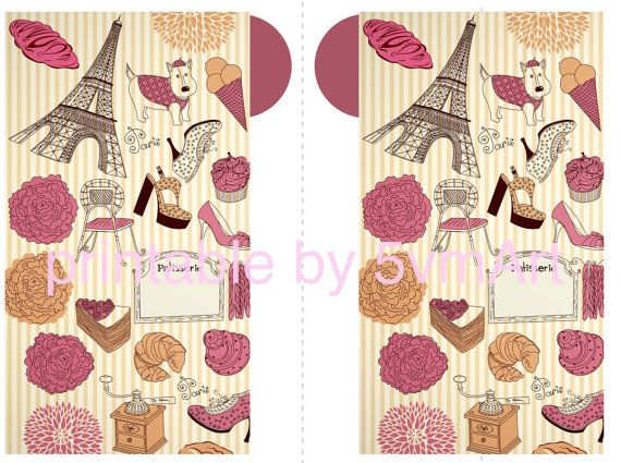 4 Divisori Paris  Printable for Personal di 5vmArt su Etsy, €4.50