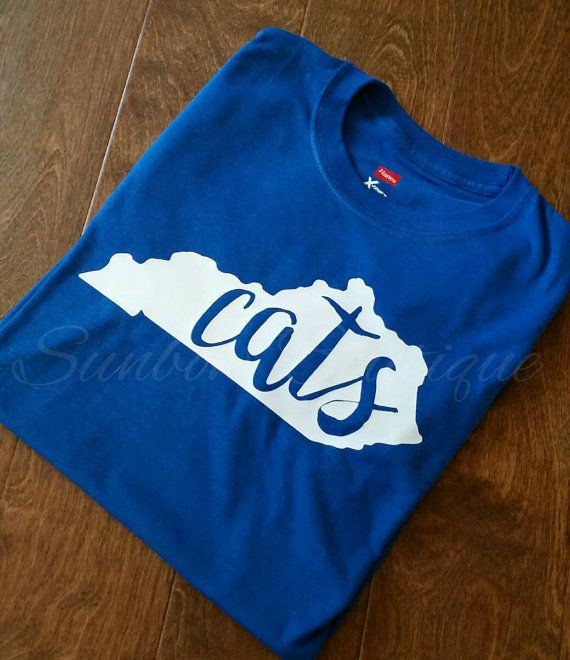 Check out this item in my Etsy shop https://www.etsy.com/listing/481515245/go-cats-university-of-kentucky-bbn-long