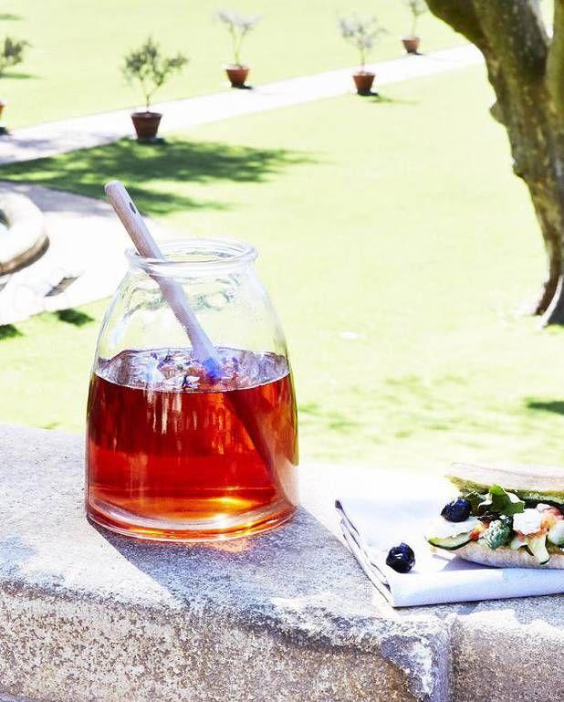 Cocktail « Rosé rosé Joséphine » pour 6 personnes - Recettes Elle à Table