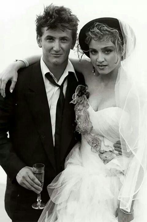 Madonna weds Sean