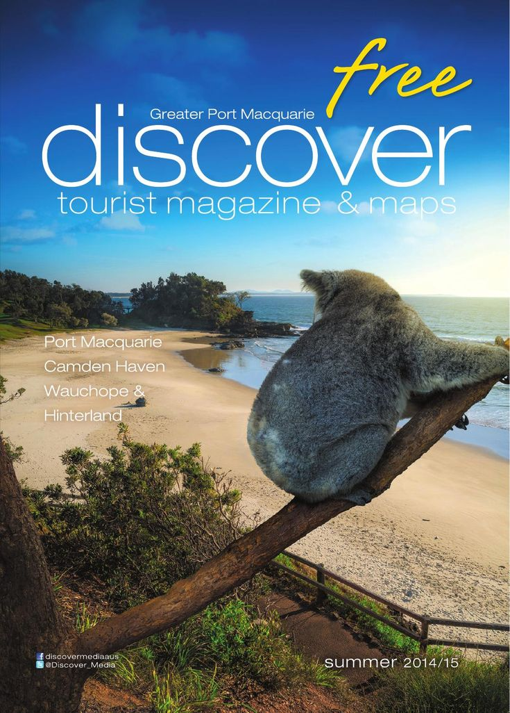 ISSUU - Discover Magazine Greater Port Macquarie Summer 2014/15 by Discover Media Australia