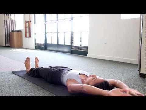 ▶ Pilates for Beginners - Great Pilates Workout for Beginners and Seniors - PART 1 - YouTube