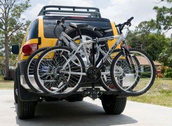Swagman XC Cross-Country 2-Bike Hitch Mount Bike Rack - The Best Value for Money 2-Bike Platform Hitch Mount Bike Rack