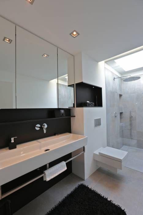 25 best Bad images on Pinterest Bathroom, Bathrooms and Bathroom - badezimmer kleine räume